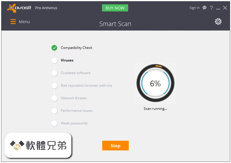 Avast Pro Antivirus Screenshot 2